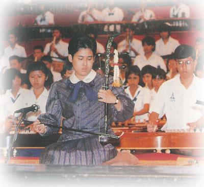 งานมหกรรมมหาดุริยางค์ไทย (งานดนตรีไทยมัธยมศึกษา)